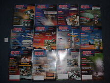 QST Magazine Vintage 12 Issues From 2007 Old Amateur Radio ARRL Ham Full Year