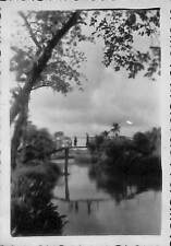 VIETNAM PHOTO PERIODE GUERRE D' INDOCHINE VERS 1950 / 1952