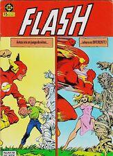 FLASH vol.1 nº: 12 (de 14 de la colección completa)  ZINCO, 1984.