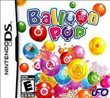 Balloon Pop - Nintendo DS by Tommo