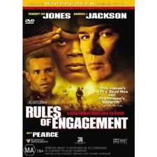 Rules Of Engagement (DVD, 2001)