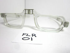 FLAIRSpecs #124 Foldable Eyeglasses/Reading Glasses in Clear Unisex (FLR-01)