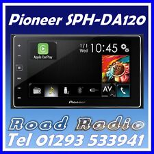 Brand New UK Pioneer SPH-DA120 With Apple CarPlay