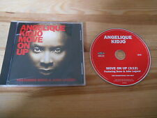 CD Ethno Angelique Kidjo-Move On Up (1) canzone PROMO RAZOR & TIE JC Bono