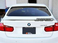 BMW PERFORMANCE STYLE PAINTED TRUNK SPOILER (ABS) FOR F30/F80 M3