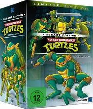 Teenage Mutant Ninja Turtles DVD Box Gesamt-Edition mit 22 DVDs NEU