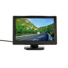 "New 5"" 800*480 (no 320*240) Car TFT LCD Monitor Screen 2ch Video FT"