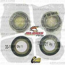 All Balls Steering Headstock Stem Bearing Kit For Kawasaki KDX 400 1979