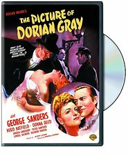 THE PICTURE OF DORIAN GRAY (1945 George Sanders) - DVD - UK Compatible -sealed