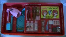 VERY RARE MIB VINTAGE BARBIE COLOR 'N CURL COLOR MAGIC GIFT SET 1965