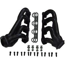 For Ford 86-93 Mustang Black Coated Exhaust Headers 5.0L 260-289 302-351