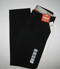 Dockers Mens Modern Khaki Flat Front Slim Tapered Chino Pants 30 x 29 Black NWT