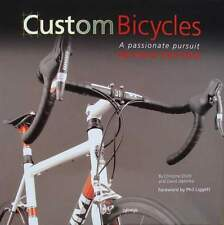 BOEK/LIVRE : CUSTOM BICYCLES (fiets,koersfiets,vélo,bicyclette,bike,bicycle