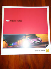Renault Twingo brochure Jan 2012