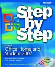 Microsoft® Office Home and Student 2007 Step by Step (BPG-step by Step),Joan Lam