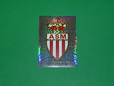 N°127 BADGE ECUSSON AS MONACO LOUIS II PANINI FOOT 93 FOOTBALL 1992-1993