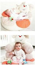 Baby Inflatable Seat Baby Mouse Play Mat Game Pad Blossom Farm Sit Me Up Cosy