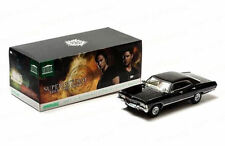 Greenlight Supernatural 1967 Chevrolet Chevy Impala 4 Doors 1:18 Black 19001