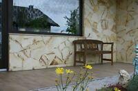 4-8 mm Solnhofener Polygonalplatten 70 m² Naturstein Wandverkleidung Fliesen