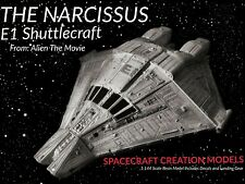 Alien Narscissus  model  resin kit E1 Shuttlecraft spaceship