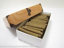 "INCENSE REFILL 70 BALSAM FIR STICKS 2"" Paine's lodge style SACHET scented pine"