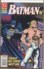 Batman 1940 series # 469 UPC code fine comic book