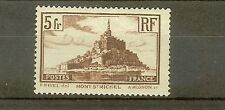 "FRANCE STAMP TIMBRE N° 260 "" MONT SAINT MICHEL 5F "" NEUF xx TB"