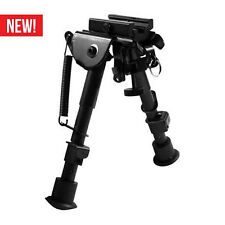 Tactical Adjustable Bench Rest Height Rifle Bipod Fits Ruger 77 10/22 Howa 1500