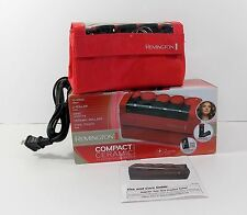 Remington Compact Ceramic Travel Hot Hair Rollers  Ionic Cool Touch