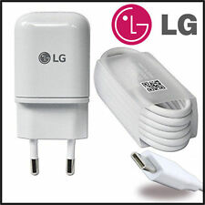 100% ORIGINAL LG MCS-H05ED 9V 5V ADAPTER CHARGER TYPE C DATA CABLE NEXUS 5X G5