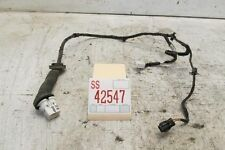2003 KIA SPECTRA RIGHT REAR PASSENGER DOOR WIRE WIRING HARNESS CONNECTER  7177