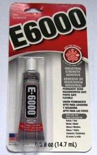 E6000 GLUE 14.7 ml / BEADS / JEWELLERY / RHINESTONES, WITH FINE LINE APPLICATOR