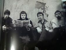 John Mayall's Bluesbreakers Eric Clapton 60's Publicity Shot 23x25cm from Book