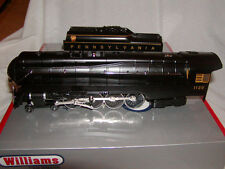 Williams Bachmann 40306 J Class 4-8-4 Steam Locomotive & Tender Pennsylvania MIB
