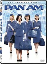Pan Am Complete Series DVD Set Box TV Original Show ABC Episode Edition Season R