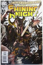 Seven Soldiers: Shining Knight #3 (Aug 2005, DC) Grant Morrison (C3052)