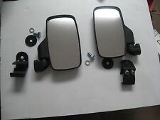 Polaris Ranger XP 900, Pro fit Roll Cage, Side View UTV Fold-away Mirrors