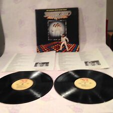 Saturday Night Fever SoundTrack 2 Lp Set with The Bee Gees, Tavares, KC, Yvonne
