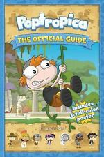 Poptropica: The Official Guide, West, Tracey, Good Book