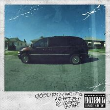 KENDRICK LAMAR : GOOD KID M.A.A.D CITY (Double LP Vinyl) sealed