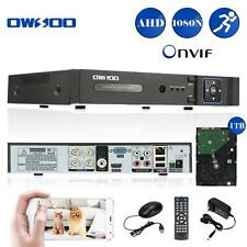 OWSOO 1080N H.264 HDMI 4CH CCTV DVR Network Digital Video with 1TB HDD US X7G0