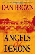 Angels and Demons by Dan Brown (2003, Hardcover)