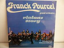 FRANCK POURCEL Violons story 2M026 13409