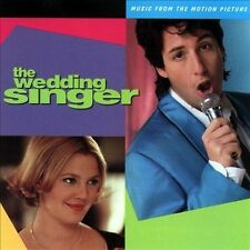 The Wedding Singer Movie Soundtrack - CD ss