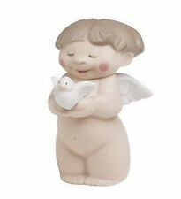 NAO Porcelain by Lladro : CHEEKY CHERUBS : PEACE AND FRIENDSHIP 020.05065