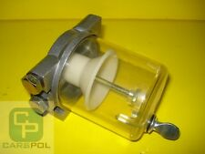 Filter assembly fuel sediment - JCB PARTS 3CX 4CX 32/908400