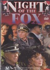 NIGHT OF THE FOX - MICHAEL YORK - NEW & SEALED DVD