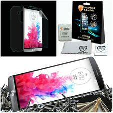 G-Armor Full Body Invisible Shield Screen Protector Military Grade LG G3