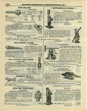 1932 PAPER AD Speedmore Walker Car Auto Automobile Jack