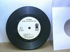 "Old 7"" 33 RPM Record - Buddah SP 13 - The Next to Last Joan Rivers Album Sampler"